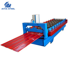 AIYIA high speed roofing sheet making machine/roll forming machine made in China