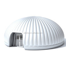 Giant outdoor inflatable white dome tent, inflatable igloo tent hot sale K5067