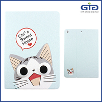 [NP-2474] Cute and Colorful Tablet Case with Stand for iPad Air
