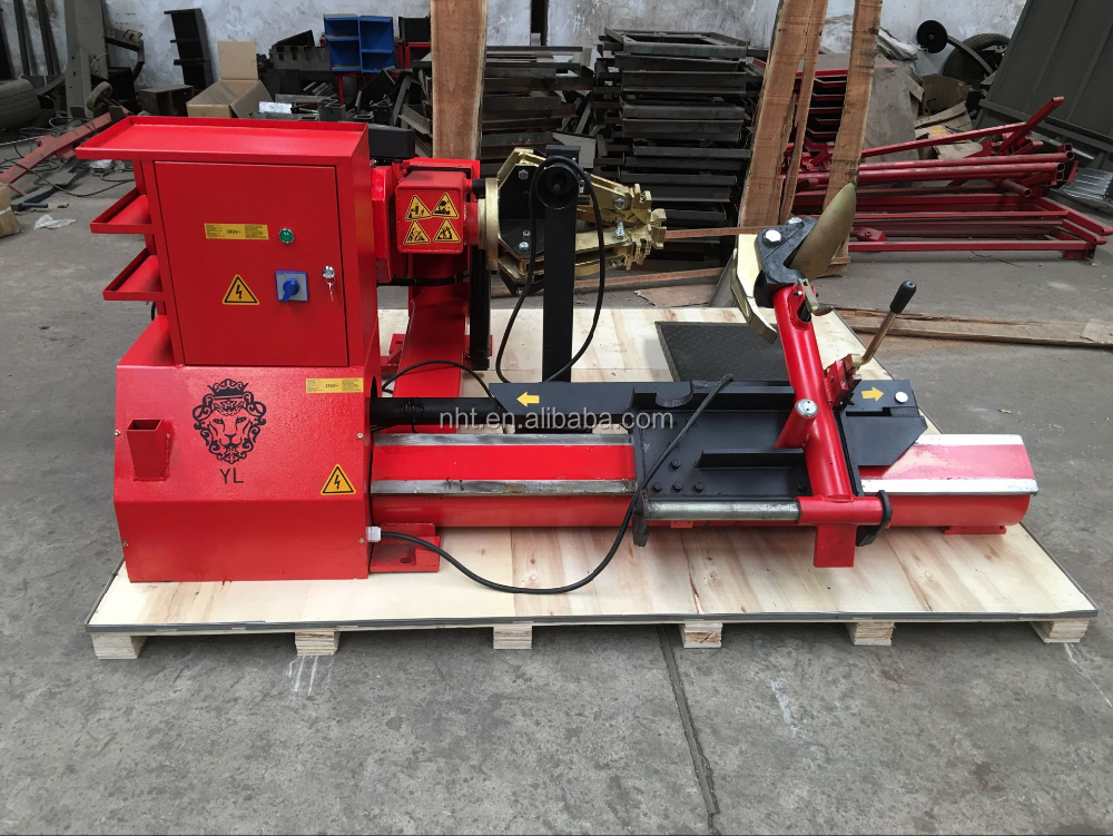 High Quality CE ISO Certificate Automatic Heavy Duty Truck Tyre Changer For Sale Factory Price