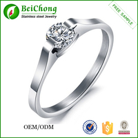 Wholesale fashion gents diamond ring design made with Austria crystal jewerly J4-0200