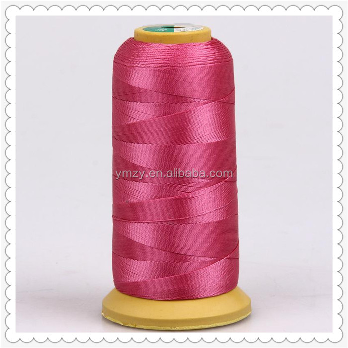 2017 Popular Sewing Thread 100 Nylon 70D/2 Yarn Prices