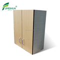 anti-bacteria Hospital locker room doors, patient small storage locker