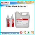 SW9159-easily peelable solder mask glue with lower viscosity