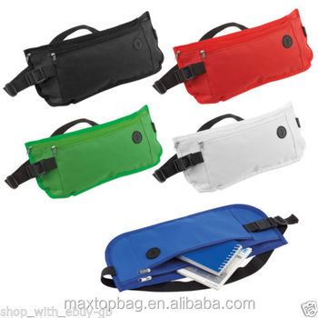china manufacturer 2014 color waist money belt travel belt or password/card/