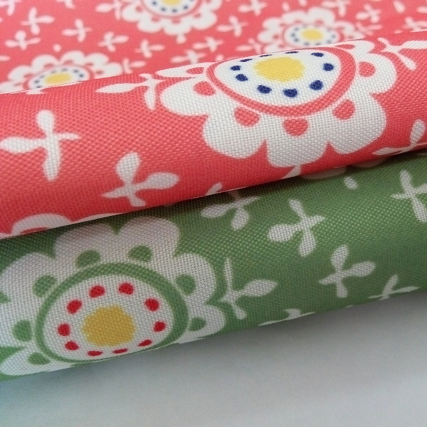 Printed pvc coating oxford fabric for car roof tent