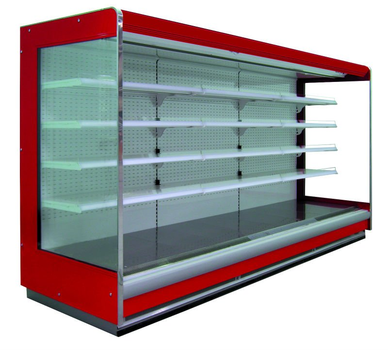 Refrigerated Supermarket Cabinets/Showcase Open Chiller