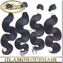 Hair brazilian remy hair body wave wholesale hair products 100% Human Remy 90-100g/ps