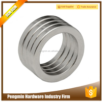 Top quality strong diametrically magnetized ring magnets