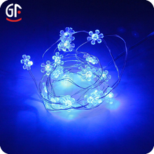 Best Friend Birthday Gift Cheap Battery Operated String Lights Copper Wire Lights