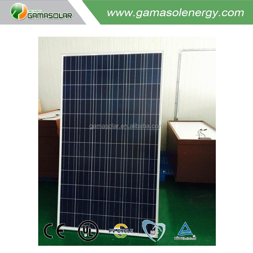 300w high efficiency lower price polycrystalline solar panel