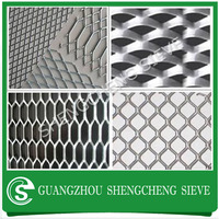 Hot dipped galvanzied diamond expanded metal laths for sale