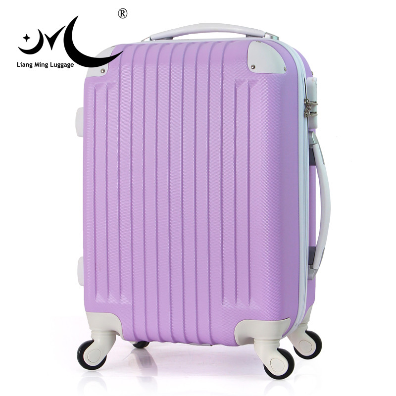 Selling very well trolley abs cabin luggage