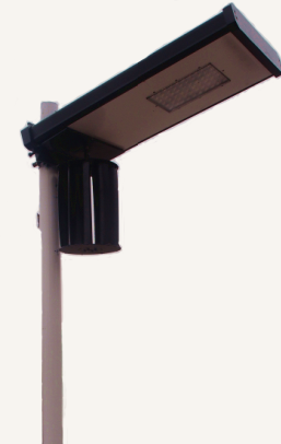 driver 2 years warranty led street light 60w solar power & wind energy all in one street light