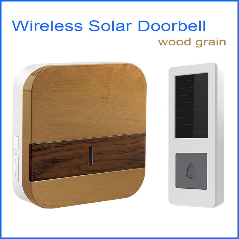 52 Tunes Waterproof Wireless Remote Control Doorbell For Home