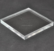 China designer acrylic plexiglass plastic sheet 10mm