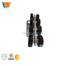 Customized wheels ,assembly parts,hardware products,used for sliding gate on sales