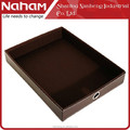 NAHAM cardboard office desk documents file organizer tray