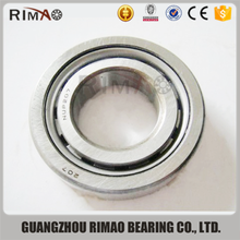High precision NUP type straight roller bearing NUP207 bearing