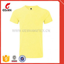 design your own 100% cotton most popular t shirt colors