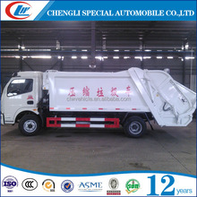 Good garbage truck dimension 5000l garbage compactor