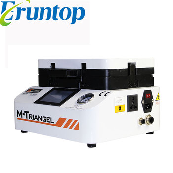 7 inch Mini 2 in 1 OCA Vacuum Laminating Machine LCD Screen Press Laminator M-TRIANGEL MT-07