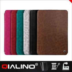 QIALINO Best Quality Leather Flip Ironing Board Cover For Pad