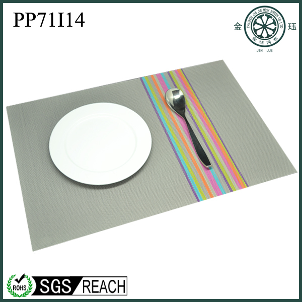 hotel cotton satin band square table cloth