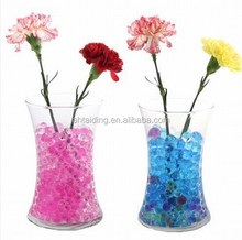 Wholesale Polymer Clay Crystal Soil Mud Orbeez Water Pearls Gel Beads Ball Water Plant Flower Jelly