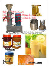 peanut butter making machine/groundnut butter making machine/fruit jam making machine