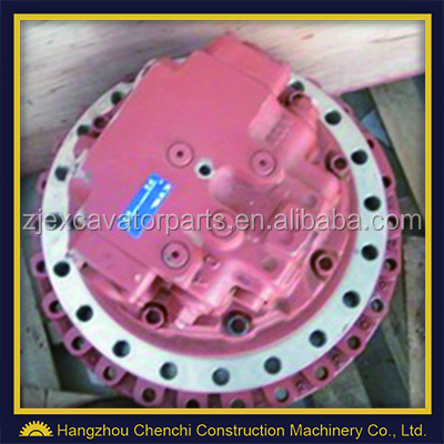 PC110-7 excavator hydraulic parts hydraulic track motor GM18 final drive in stock