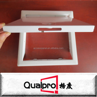Waterproof Access Panel with Square Bolt Latch for Walls AP7010