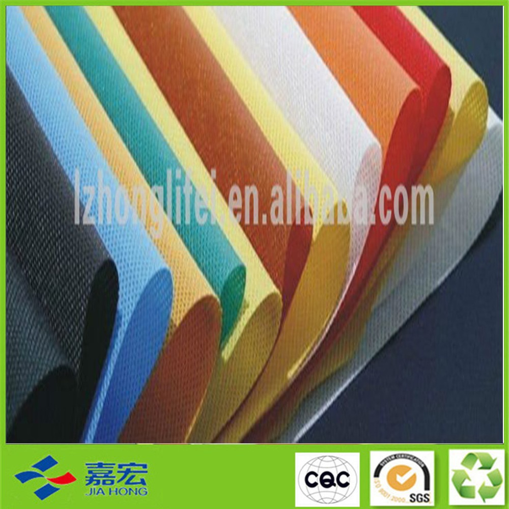 nonwoven spunbond for back interior lining material