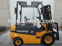 New model 2.5ton electric forklift truck ,automatic forklift with CE certification