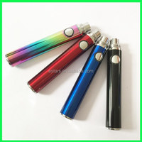 Korea Hot selling 5pin evod battery Micro USB KC acquired Evod Passthrough battery