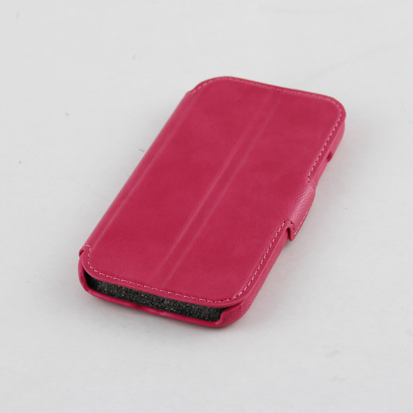 Smart Mobile Phone Leather Cover for Samsung Galaxy S4 5 inch
