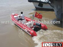 Rigidity Inflatable Boat