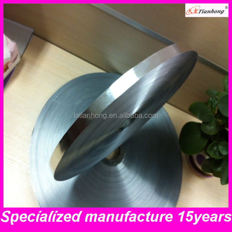 double side aluminium foil used for network cable with manufacturer price