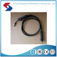 Length argon MIG/MAG types of spot welding gun