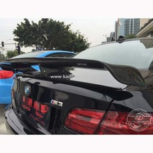 FOR E92 E92 M3 VARIS VRS HYPER NARROW GT WING W/ BASE 1360MM PCF PORTION CARBON
