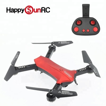 FPV WiFi camera rc foldaway quadcopter drone with gravity sensing controlled