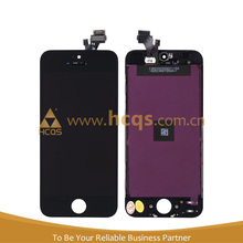 Full completed New LCD touch Screen for iphone 5, For iPhone 5 front panel digitizer , Product for iphone 5 lcd assembly