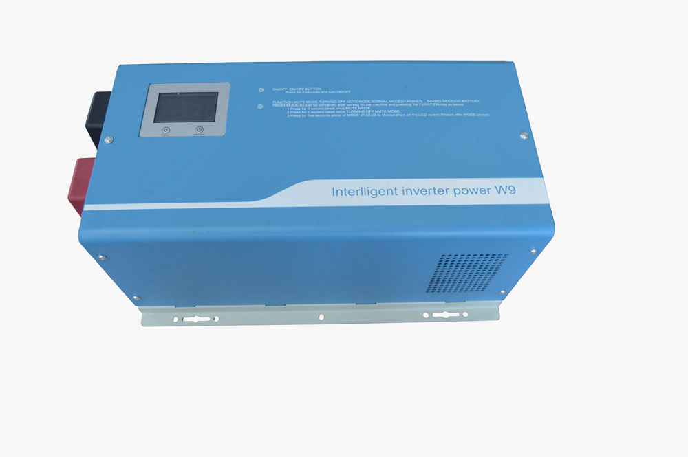 Iso14001 Solar Manufacturer Single Phase Dc To Ac 220 Vac offgrid Inverter 3000 W For Solar Power