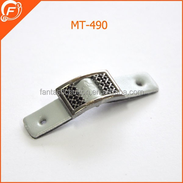light green alloy buckle for fashion belt decoration