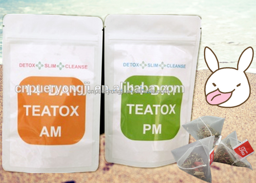 Herbal Organic OEM/ODM Benefit Slimming Tea Detox Slim Tea