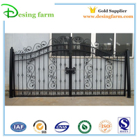 trade assurance iron gate designs new design iron gate for sale