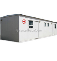 Low cost Disassemble Moving Container Room for temporary clinic or office