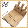 excellent new developmental cheese knife set with wooden board