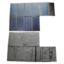 Waterproof Solar Panel Charger and Powerful 60W Foldable Solar Panel for Mobile Phone