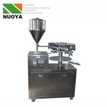filling and sealing machine in cosmetic field